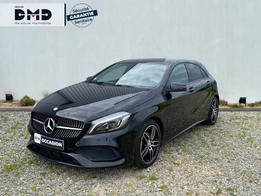 Mercedes-benz Classe A 180 D Fascination 7g-dct - Visuel #1