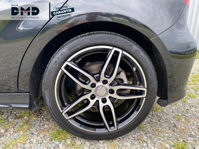 Mercedes-benz Classe A 180 D Fascination 7g-dct - Visuel #13