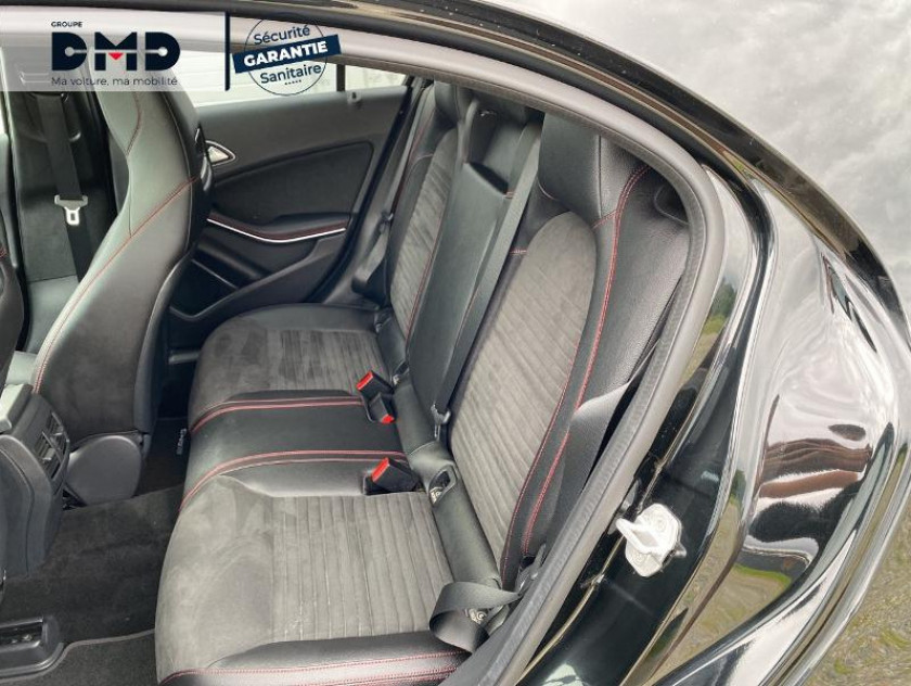 Mercedes-benz Classe A 180 D Fascination 7g-dct - Visuel #10