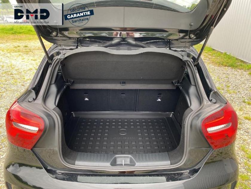 Mercedes-benz Classe A 180 D Fascination 7g-dct - Visuel #12