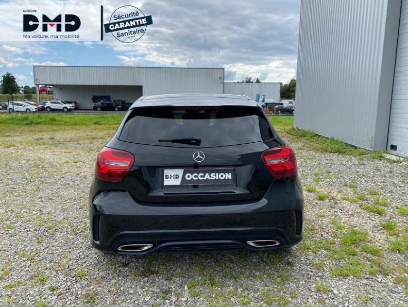 Mercedes-benz Classe A 180 D Fascination 7g-dct - Visuel #11