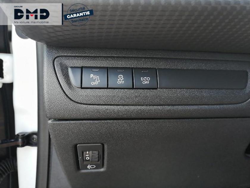 Peugeot 208 1.2 Puretech 110ch Allure S&s 5p - Visuel #6