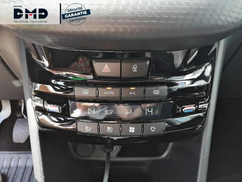 Peugeot 208 1.2 Puretech 110ch Allure S&s 5p - Visuel #11