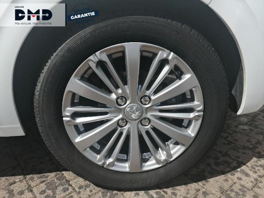 Peugeot 208 1.2 Puretech 110ch Allure S&s 5p - Visuel #13