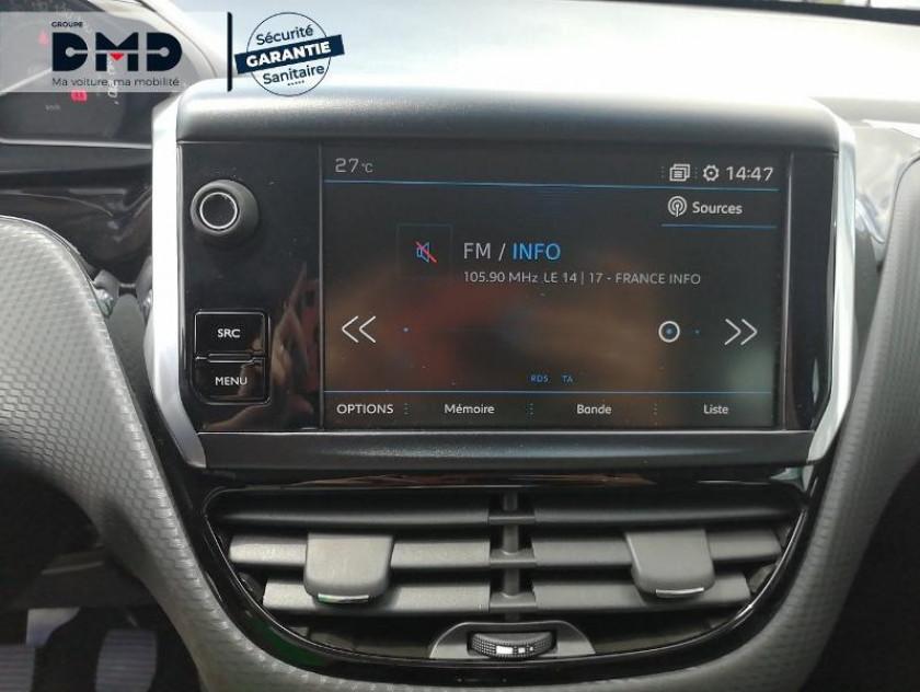 Peugeot 208 1.2 Puretech 110ch Allure S&s 5p - Visuel #10