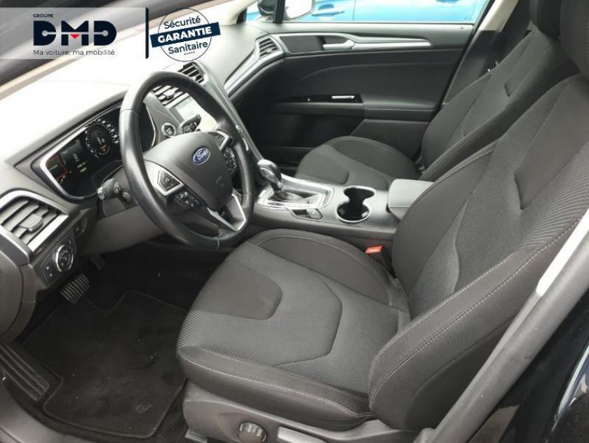 Ford Mondeo 2.0 Tdci 150ch Titanium Powershift 5p Euro6.2 - Visuel #9