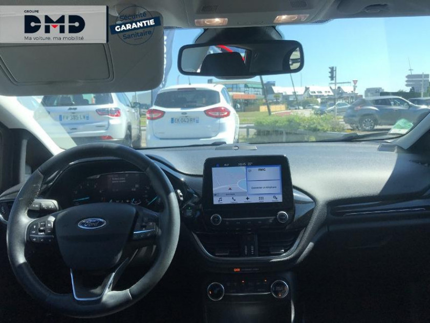 Ford Fiesta 1.0 Ecoboost 100 Ch Bvm6 First Play Edition  - Visuel #6