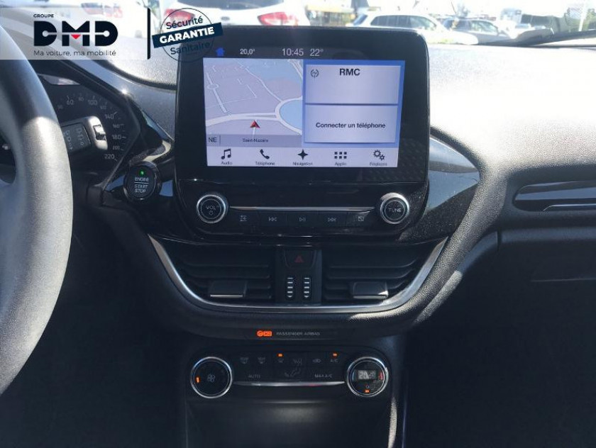 Ford Fiesta 1.0 Ecoboost 100 Ch Bvm6 First Play Edition  - Visuel #7