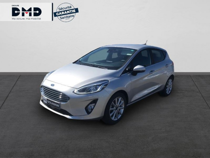 Ford Fiesta 1.0 Ecoboost 100 Ch Bvm6 First Play Edition  - Visuel #3