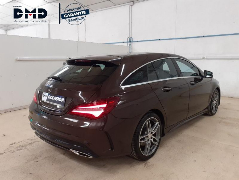 Mercedes-benz Cla Shooting Brake 200 D Business Executive 7g-dct - Visuel #3
