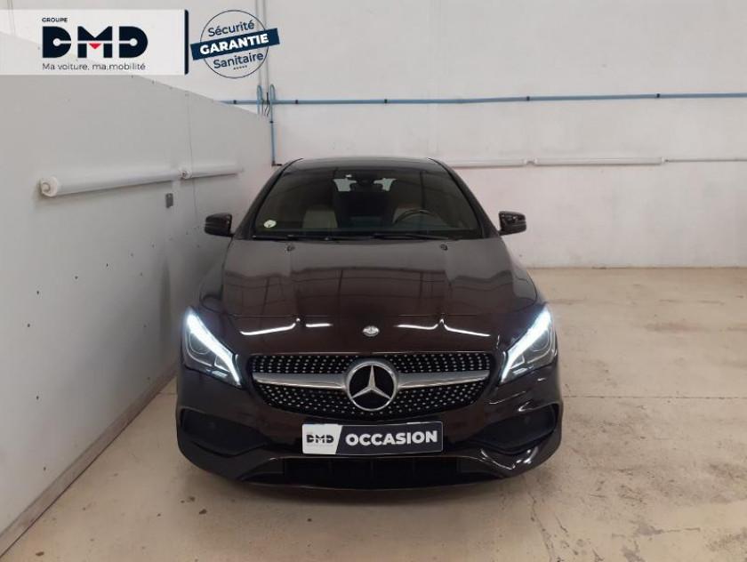 Mercedes-benz Cla Shooting Brake 200 D Business Executive 7g-dct - Visuel #4