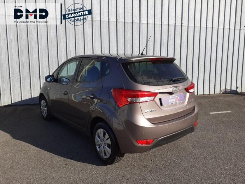 Hyundai Ix20 1.4 90ch Pack Sensation - Visuel #3