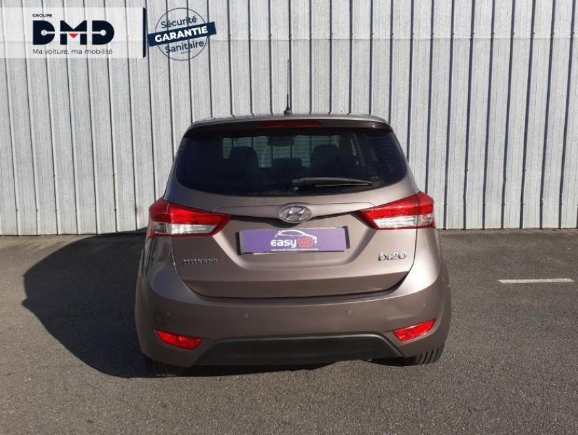 Hyundai Ix20 1.4 90ch Pack Sensation - Visuel #11