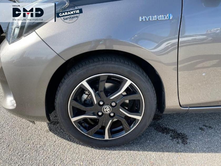 Toyota Yaris Hsd 100h Collection 5p - Visuel #13