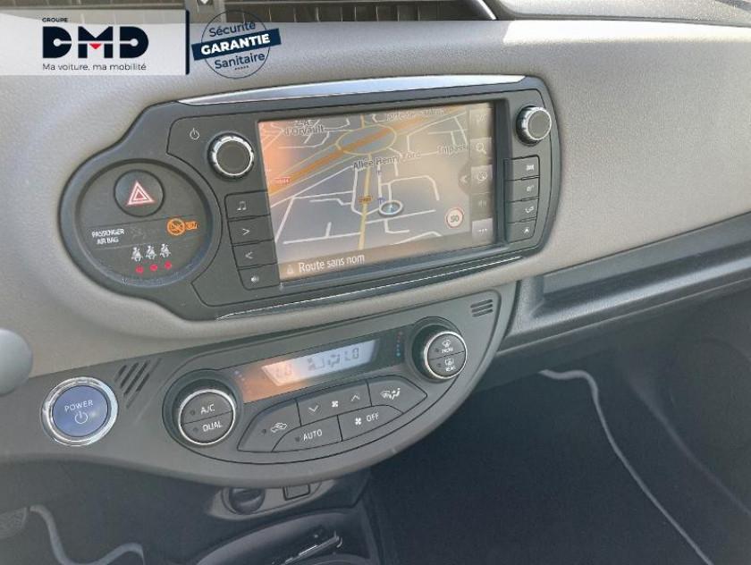 Toyota Yaris Hsd 100h Collection 5p - Visuel #6