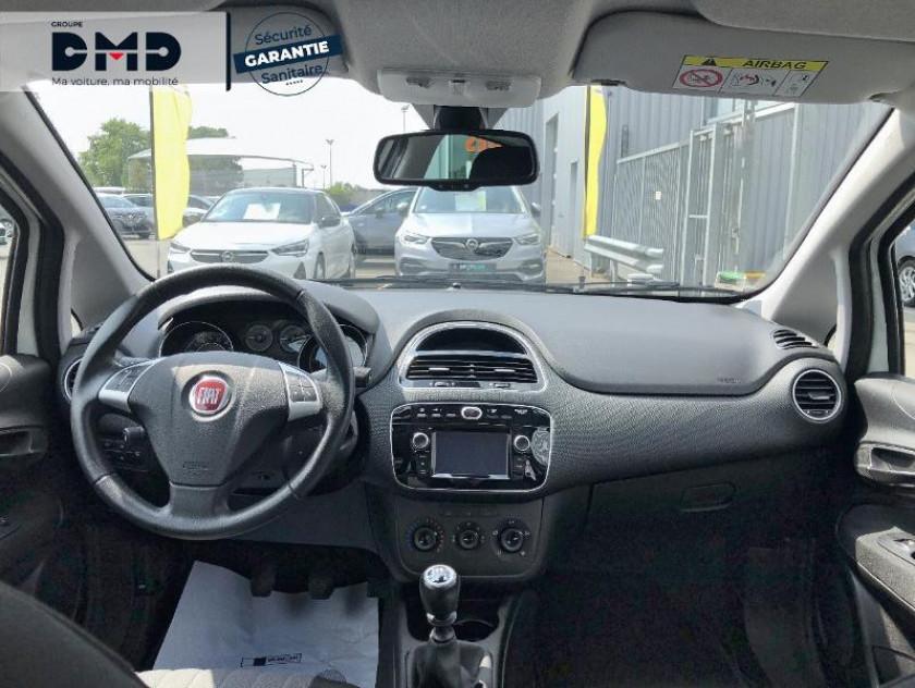 Fiat Punto 1.2 8v 69ch Lounge 5p - Visuel #5