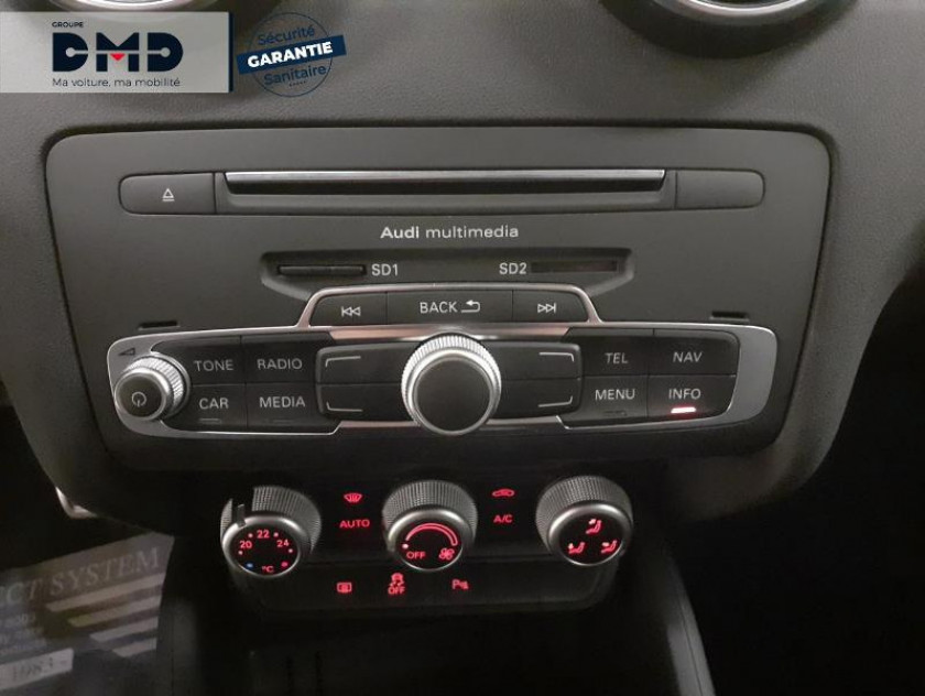 Audi A1 Sportback 1.0 Tfsi 95ch Ultra S Line - Visuel #6