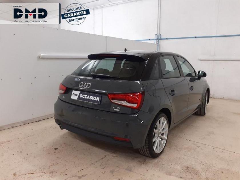 Audi A1 Sportback 1.0 Tfsi 95ch Ultra S Line - Visuel #3