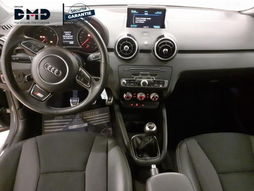 Audi A1 Sportback 1.0 Tfsi 95ch Ultra S Line - Visuel #5