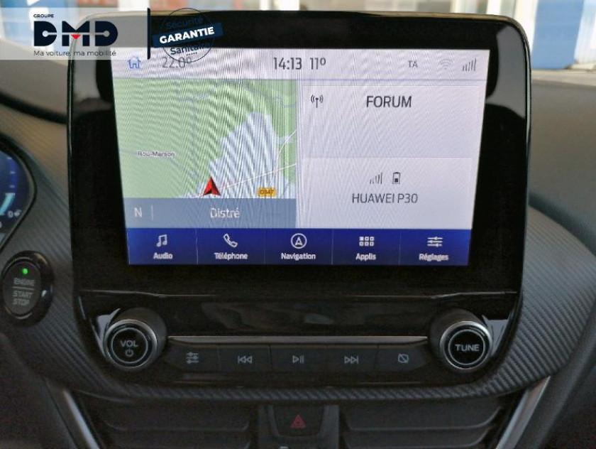 Ford Puma 1.0 Ecoboost 125ch Mhev St-line X - Visuel #6