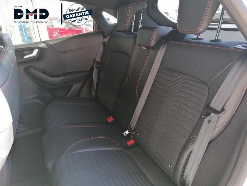 Ford Puma 1.0 Ecoboost 125ch Mhev St-line X - Visuel #10