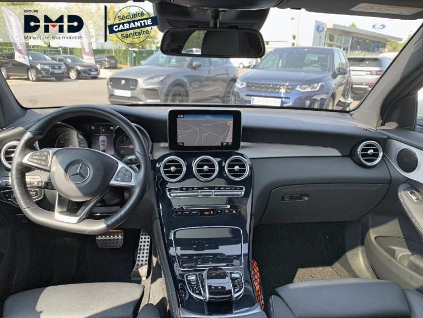 Mercedes-benz Glc Coupe 250 D 204ch Fascination 4matic 9g-tronic Euro6c - Visuel #5