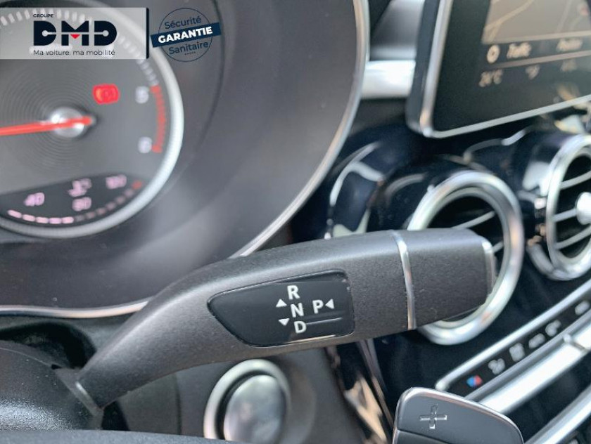Mercedes-benz Glc Coupe 250 D 204ch Fascination 4matic 9g-tronic Euro6c - Visuel #8