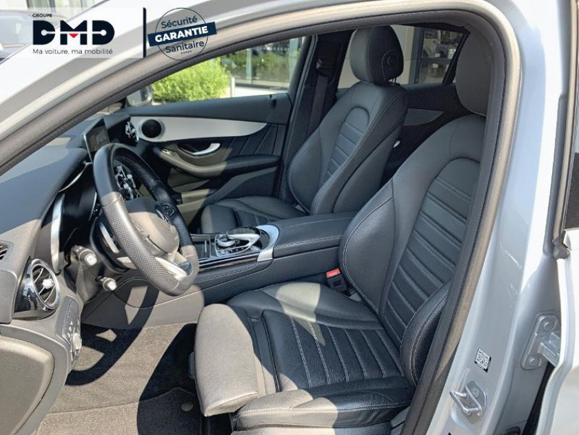 Mercedes-benz Glc Coupe 250 D 204ch Fascination 4matic 9g-tronic Euro6c - Visuel #9