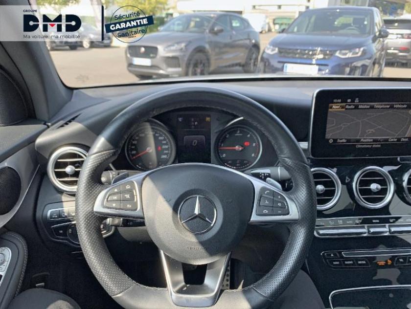 Mercedes-benz Glc Coupe 250 D 204ch Fascination 4matic 9g-tronic Euro6c - Visuel #7