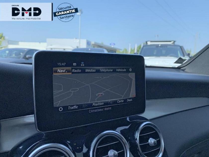 Mercedes-benz Glc Coupe 250 D 204ch Fascination 4matic 9g-tronic Euro6c - Visuel #6