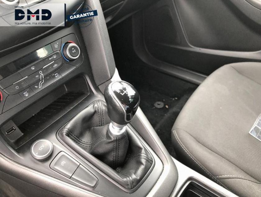 Ford Focus Sw 1.5 Tdci 105ch Econetic Stop&start Business Nav - Visuel #8