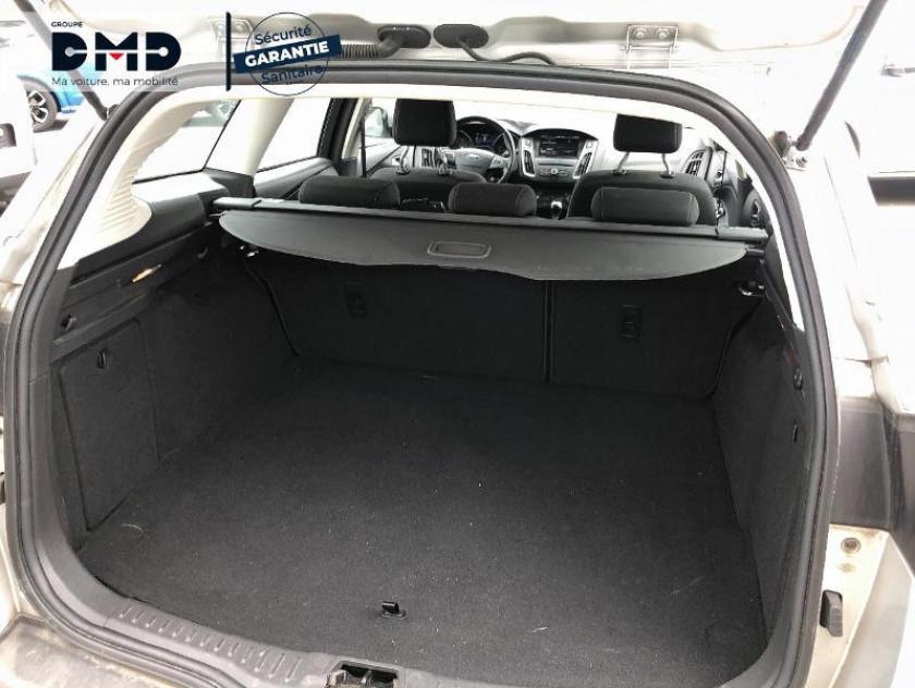 Ford Focus Sw 1.5 Tdci 105ch Econetic Stop&start Business Nav - Visuel #12