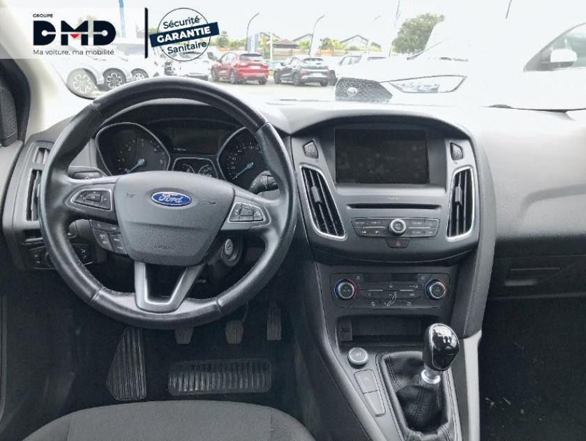Ford Focus Sw 1.5 Tdci 105ch Econetic Stop&start Business Nav - Visuel #5