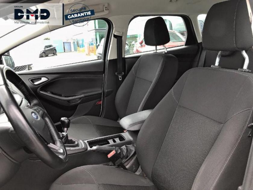 Ford Focus Sw 1.5 Tdci 105ch Econetic Stop&start Business Nav - Visuel #9