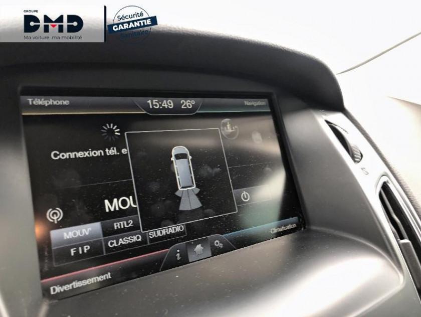 Ford Focus Sw 1.5 Tdci 105ch Econetic Stop&start Business Nav - Visuel #14