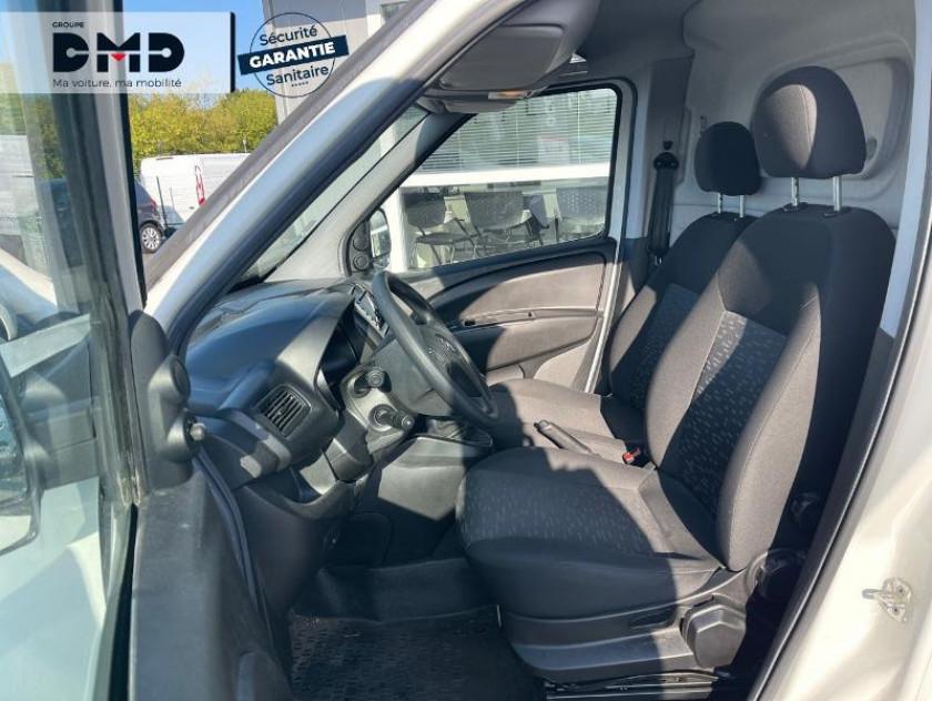Opel Combo Cargo L1h1 1.6 Cdti 105ch Pack Clim + E5 - Visuel #9
