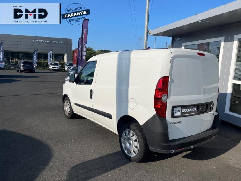 Opel Combo Cargo L1h1 1.6 Cdti 105ch Pack Clim + E5 - Visuel #3