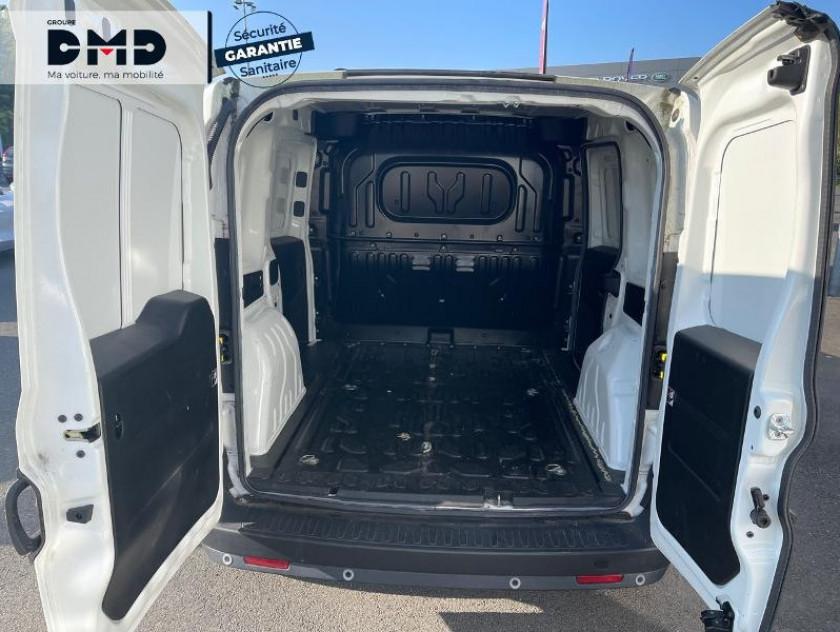 Opel Combo Cargo L1h1 1.6 Cdti 105ch Pack Clim + E5 - Visuel #12