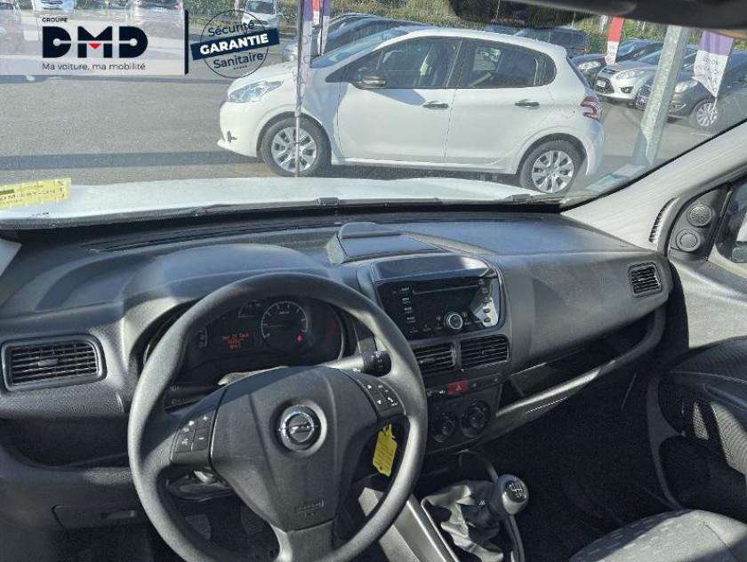 Opel Combo Cargo L1h1 1.6 Cdti 105ch Pack Clim + E5 - Visuel #5