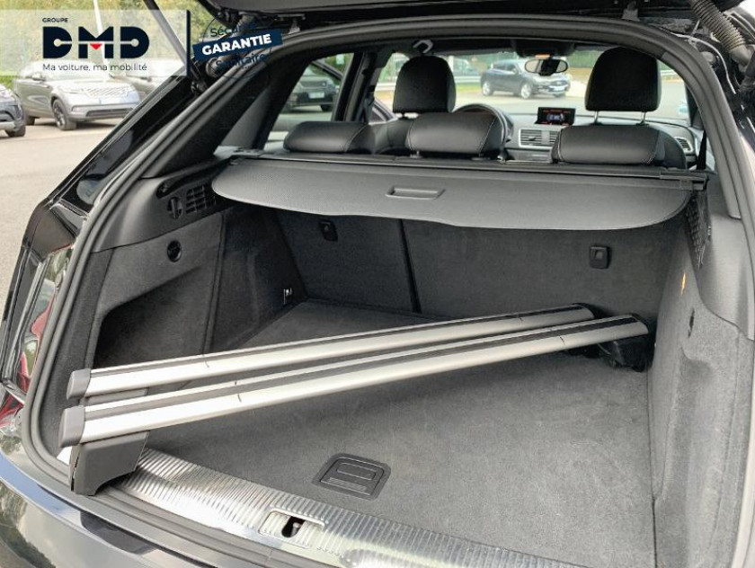 Audi Q3 2.0 Tdi 150ch S Line Quattro S Tronic 7 - Visuel #14