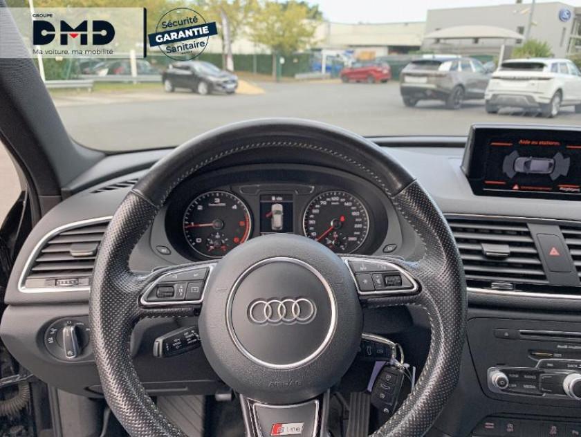 Audi Q3 2.0 Tdi 150ch S Line Quattro S Tronic 7 - Visuel #7