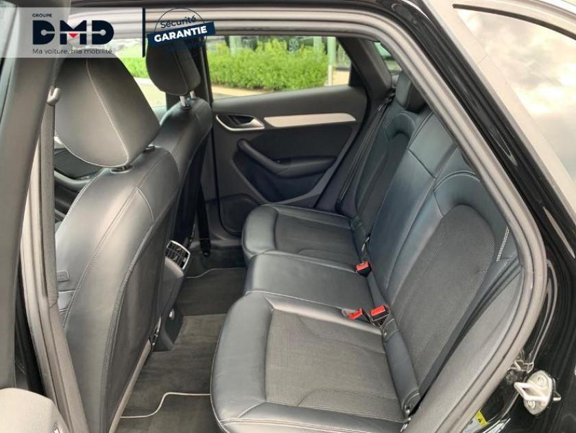 Audi Q3 2.0 Tdi 150ch S Line Quattro S Tronic 7 - Visuel #10