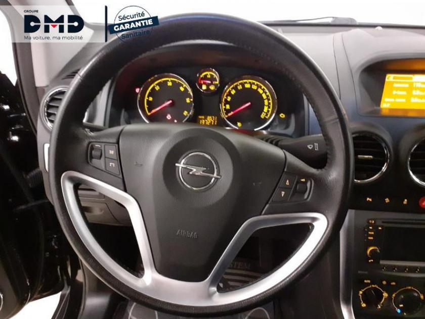 Opel Antara 2.2 Cdti 184 Cosmo Pack Stop/start 4x4 - Visuel #7