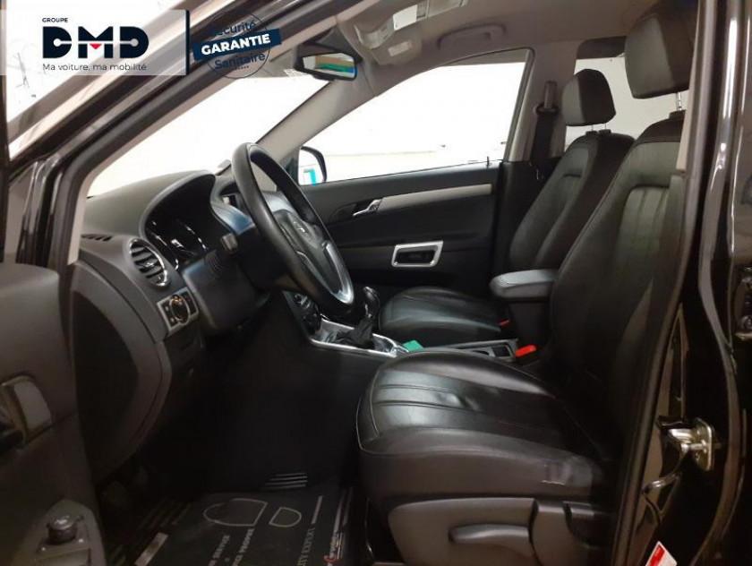 Opel Antara 2.2 Cdti 184 Cosmo Pack Stop/start 4x4 - Visuel #9