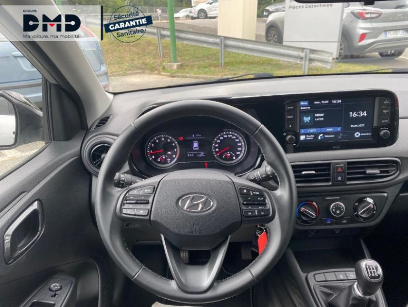 Hyundai I10 1.0 67ch Edition #1 - Visuel #7