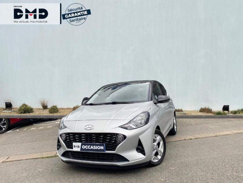 Hyundai I10 1.0 67ch Edition #1 - Visuel #1