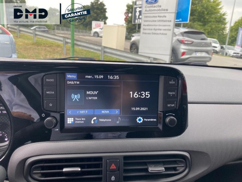 Hyundai I10 1.0 67ch Edition #1 - Visuel #6