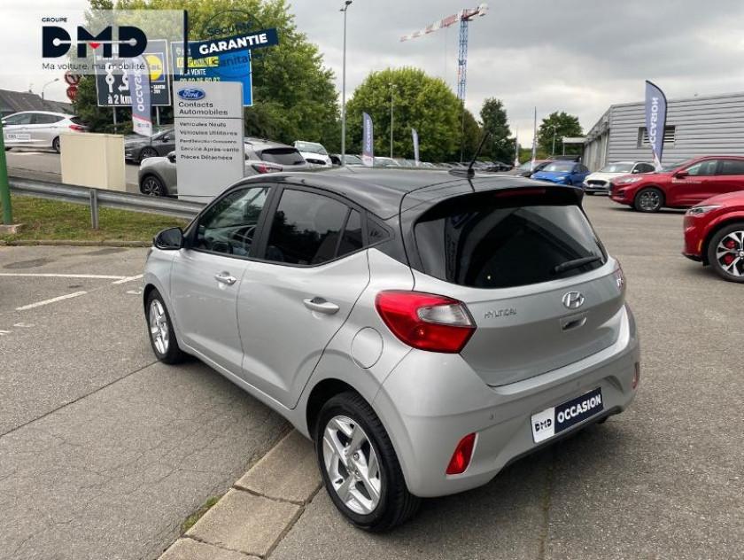 Hyundai I10 1.0 67ch Edition #1 - Visuel #3