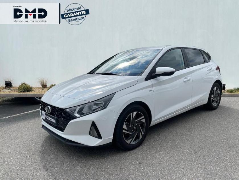 Hyundai I20 1.0 Tgdi 100 48v Intuitive  - Visuel #1