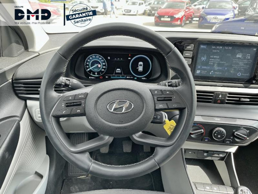 Hyundai I20 1.0 Tgdi 100 48v Intuitive  - Visuel #7